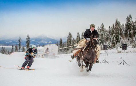 Skijoring: Your New Favorite Winter Sport