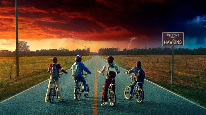 Stranger Things: Bicycles vs. Evil