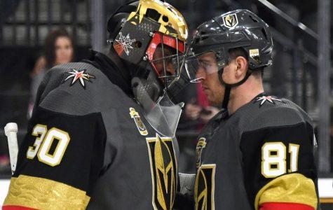 The Las Vegas Golden Knights
