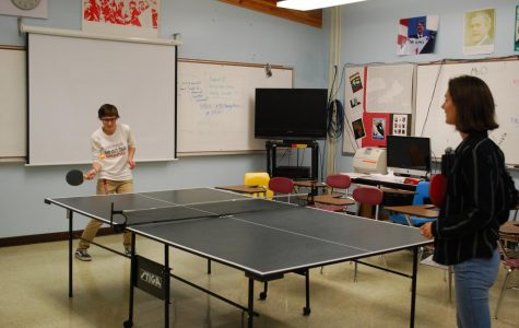 Table Tennis Club!