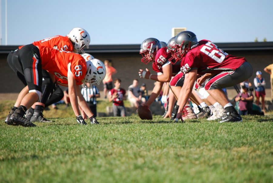August 31st: JV Football Blowout