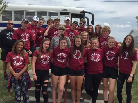 Helena High State Tennis Recap