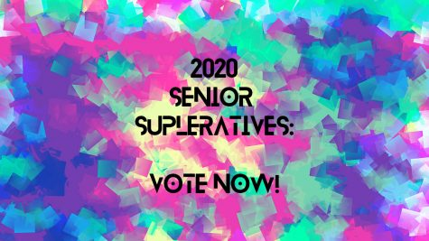 2020 Senior Superlatives - Vote Now!
