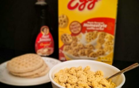 CCC: Eggo Waffle Cereal - Review