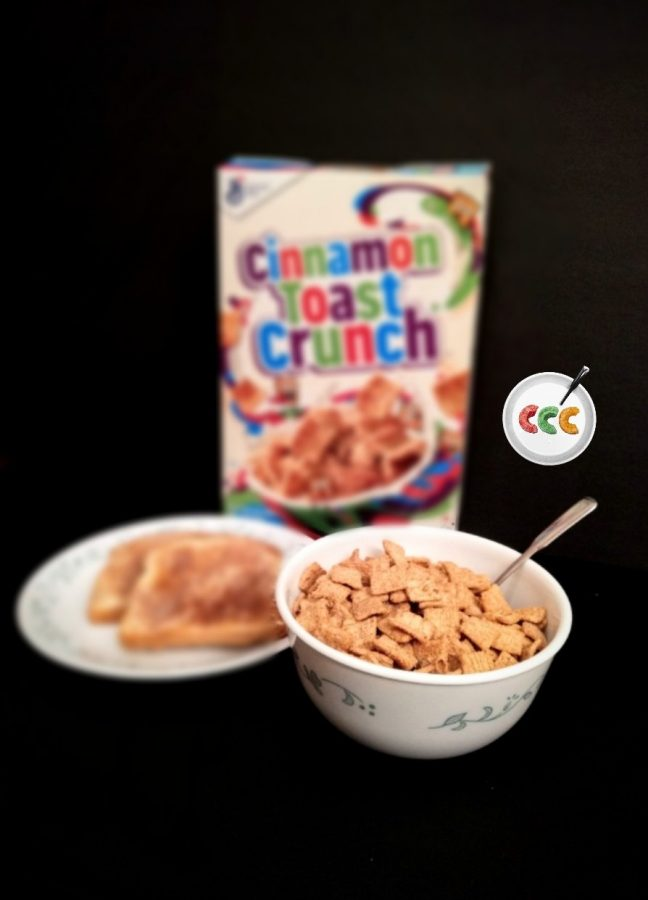 CCC: Cinnamon Toast Crunch - Review