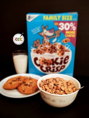 CCC: Cookie Crisp - Review