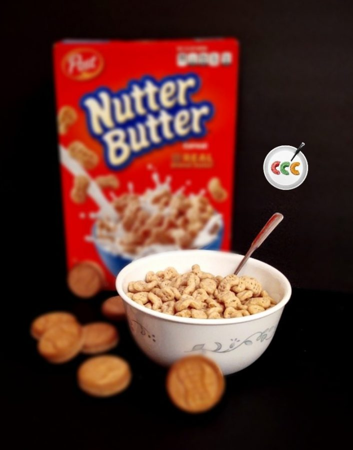 CCC: Nutter Butter Cereal – Review