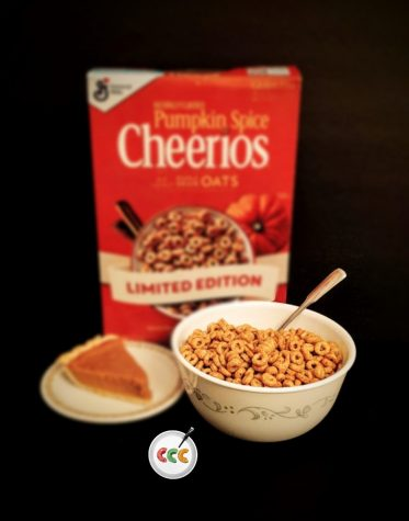 CCC: Pumpkin Spice Cheerios - Review