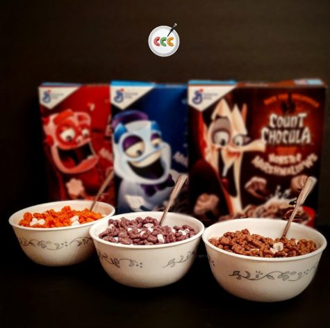 CCC: Monster Cereals - Review