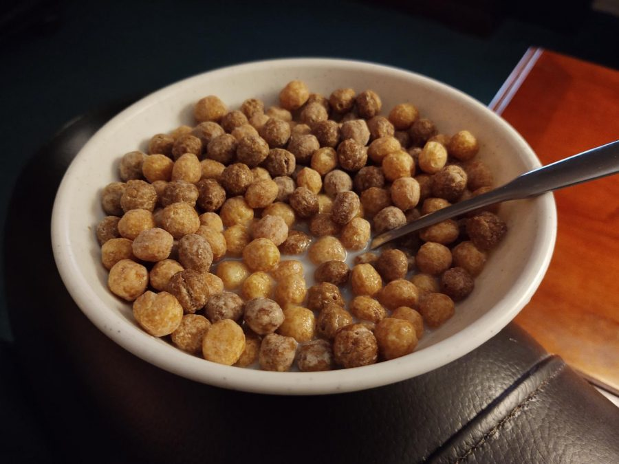 CCC: Reese's Puffs - Review