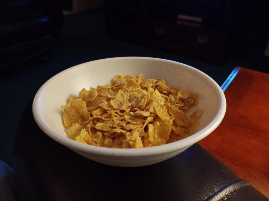 CCC: Frosted Flakes - Review