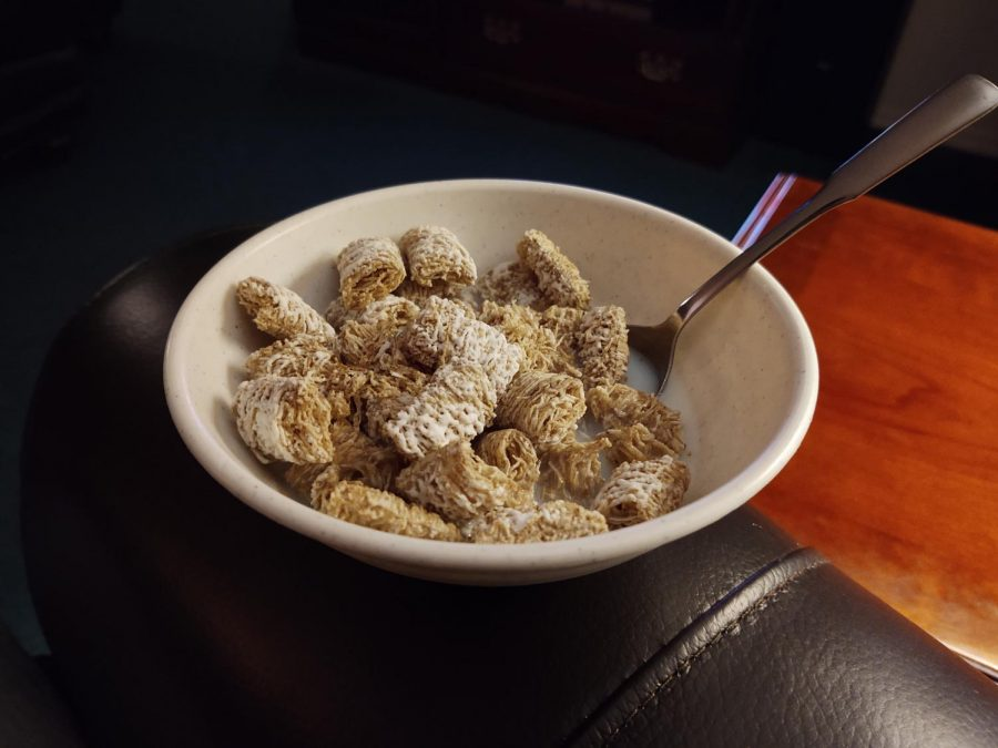 CCC: Frosted Mini Wheats - Review