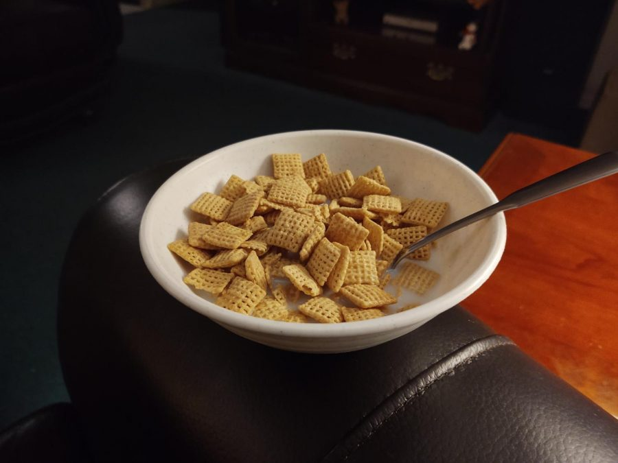 CCC: Peanut Butter Chex - Review