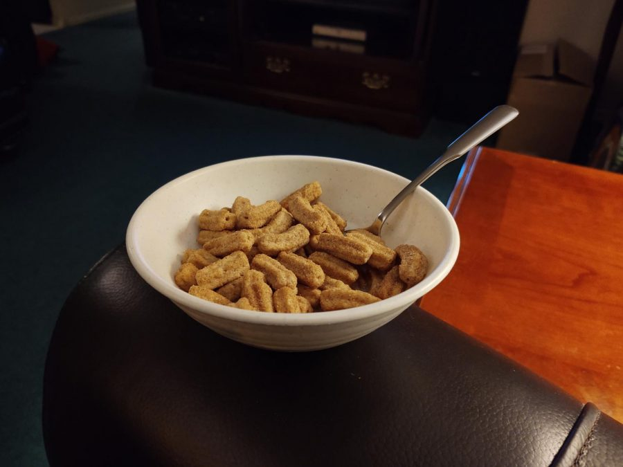 CCC: Cinnamon Toast Crunch Churros - Review